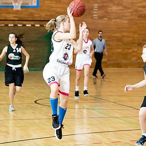 WU16SL gegen Basket Flames