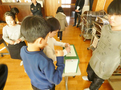 1・24児童会選挙
