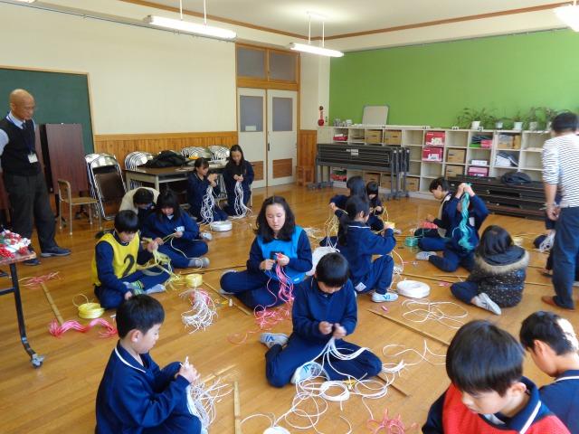 手作り教室⑨