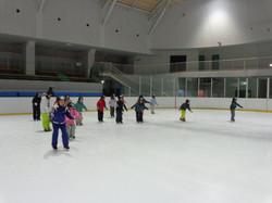 スケート教室(3年)