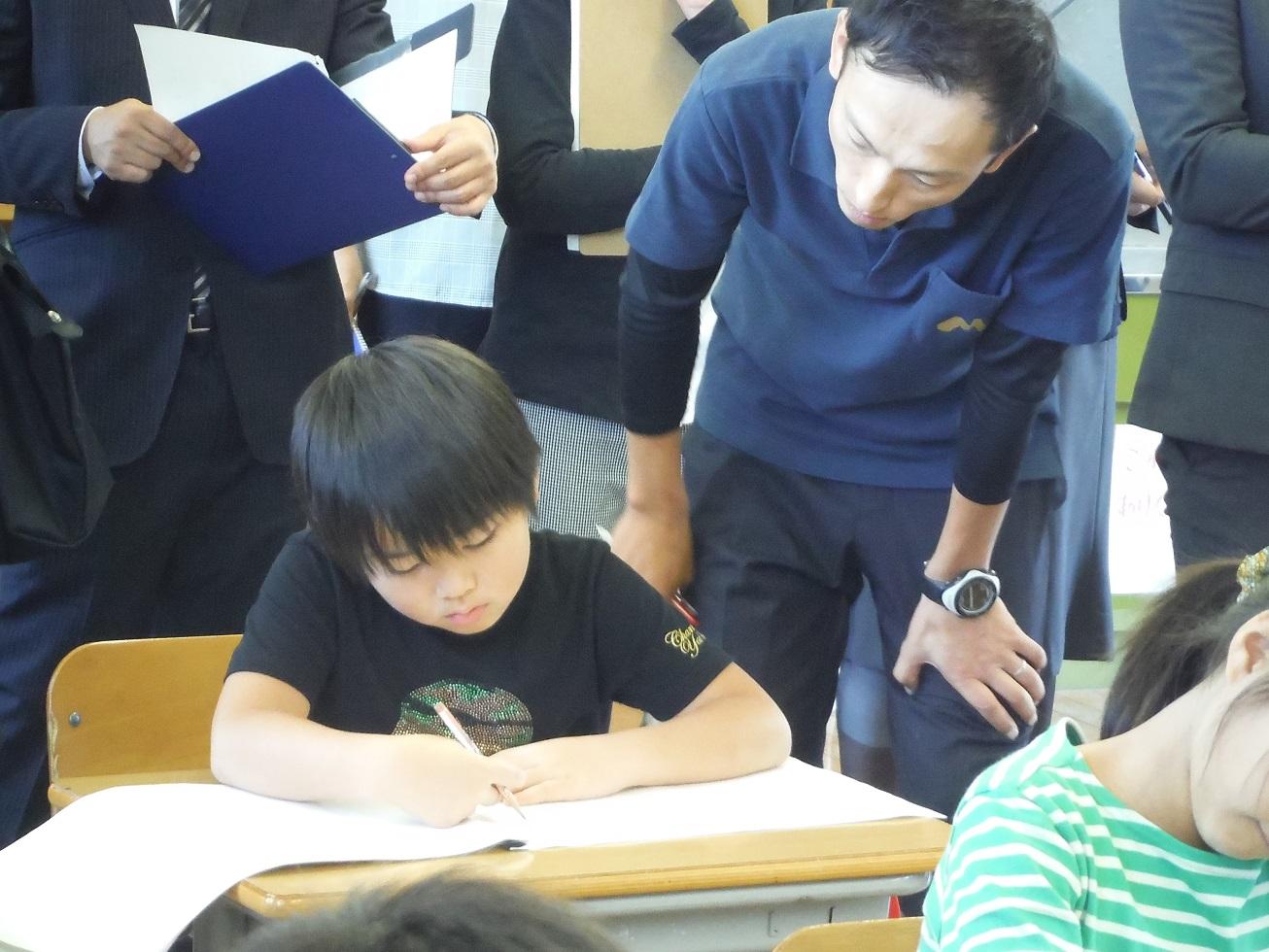 4年教育課程授業公開(10月2日)