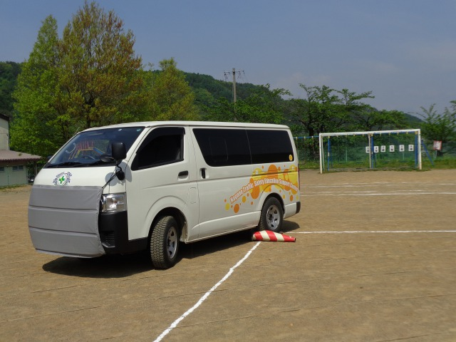 交通安全教室②
