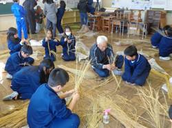 手作り教室④
