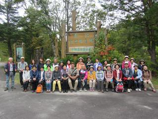 「大人の散歩」赤沢美林を歩く 行ってきましたレポート