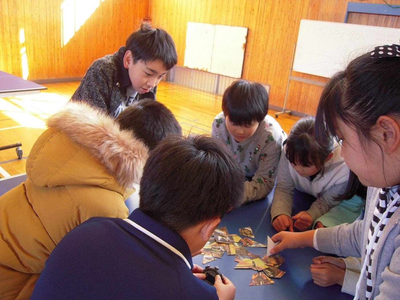 1115児童会中山祭①