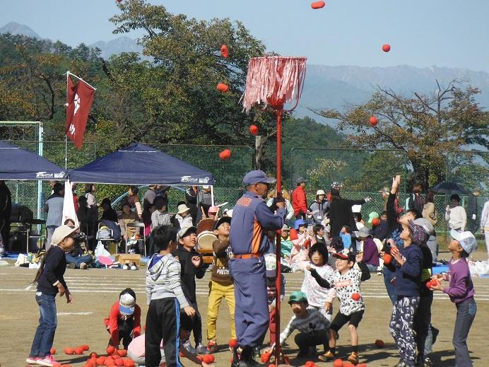 地区運動会競技参加(10月21日)