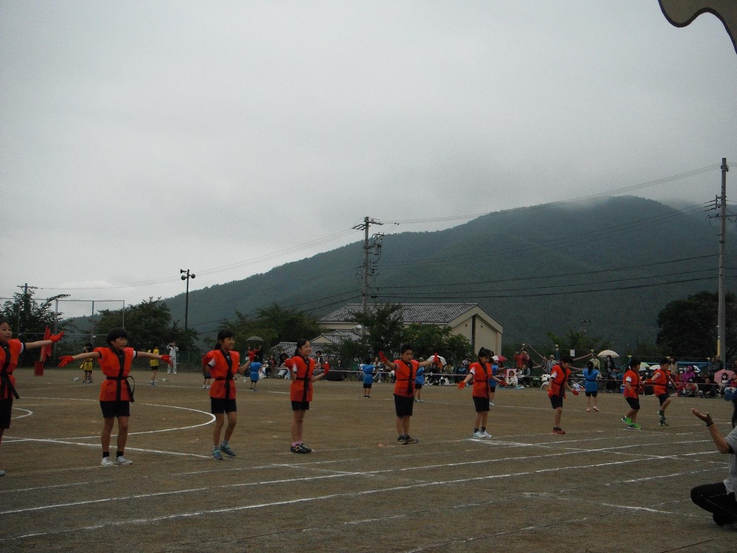 0921運動会(表現1~3年)