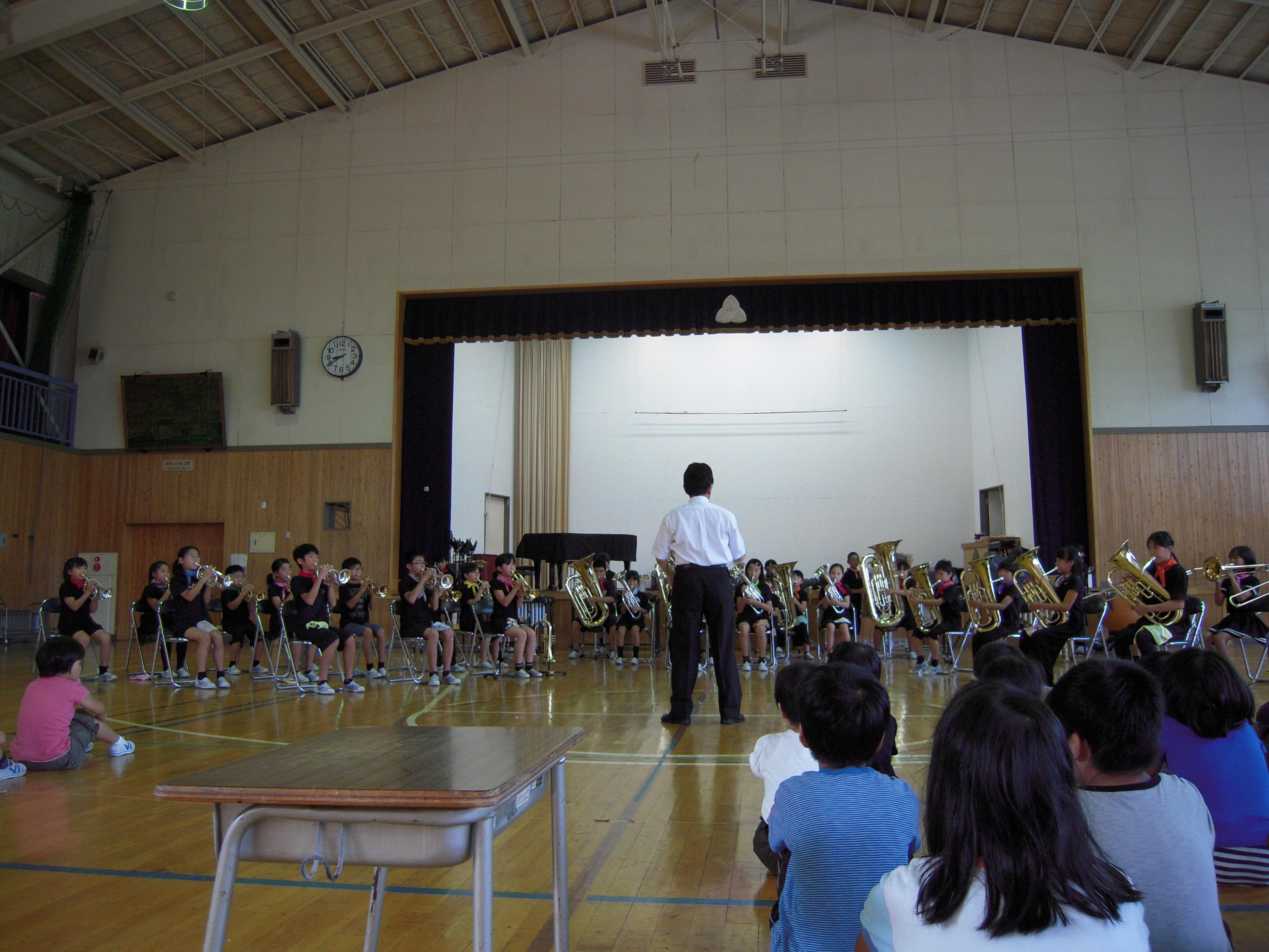 0725_金管バンド壮行会①