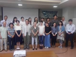 名古屋大学の学生さんが研修にきました!