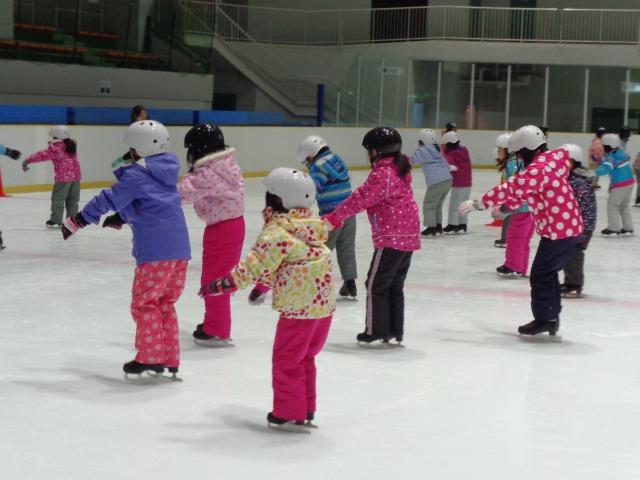 スケート教室(2年)