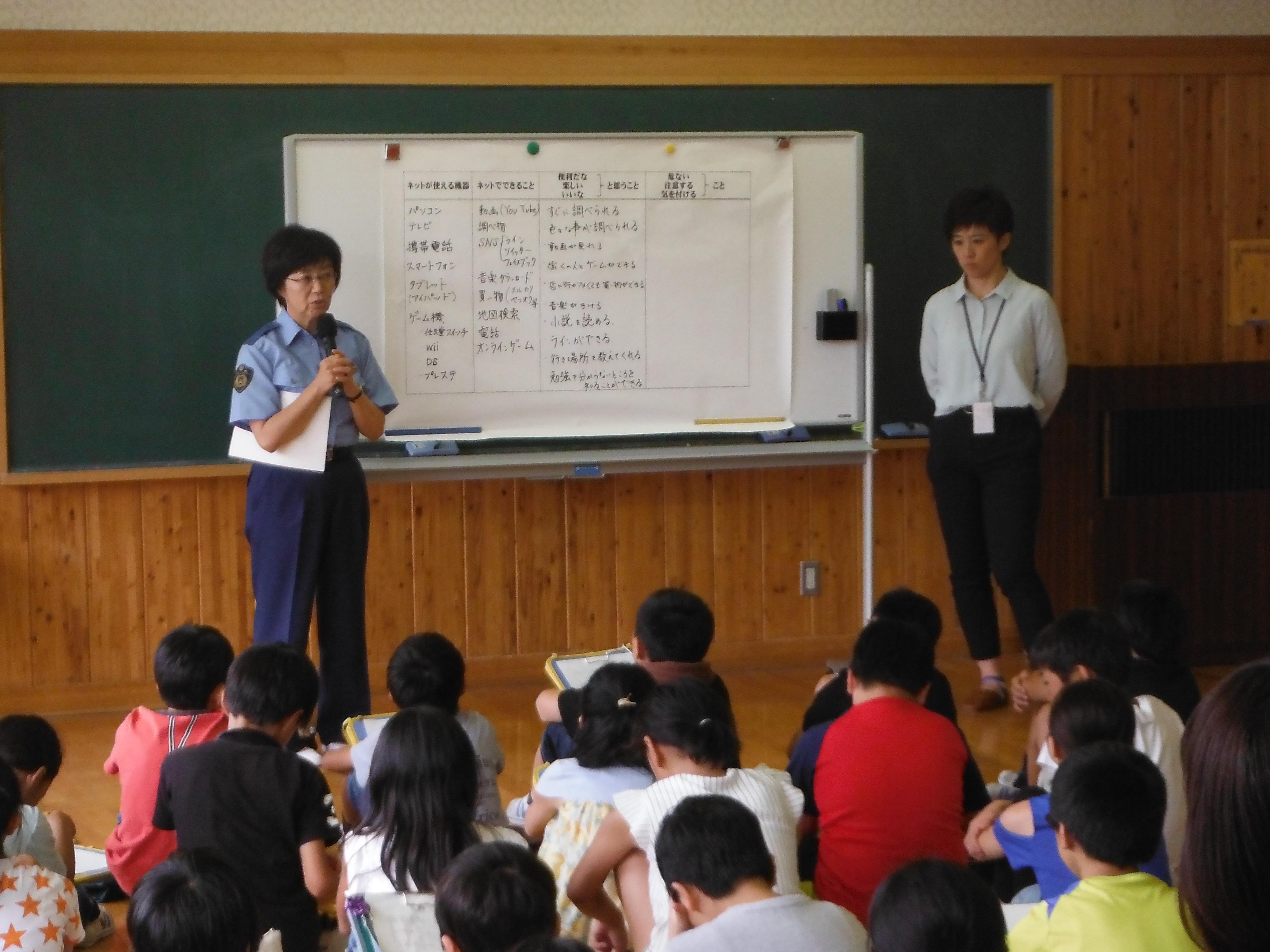 0704_5・6年情報モラル教室
