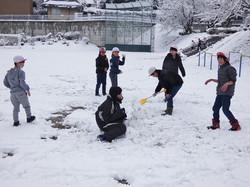 1223雪遊び