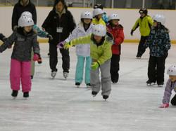 1129スケート教室(1~3年)