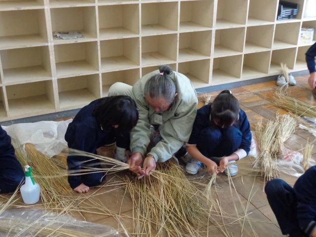 手作り教室③