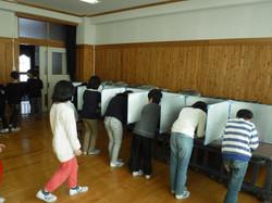 児童会長選挙③
