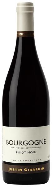 Justin Girardin Bourgogne Pinot Noir 2019