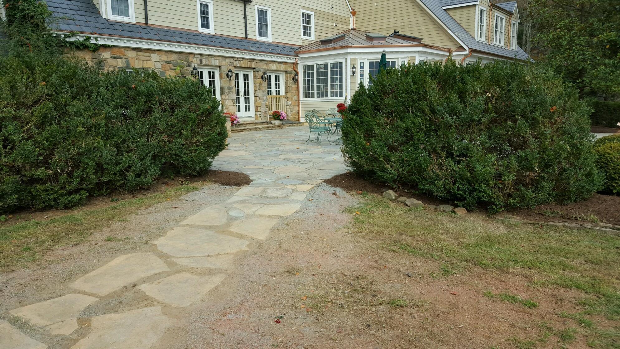 Walkway Renovation