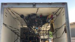 kayak truck organizer