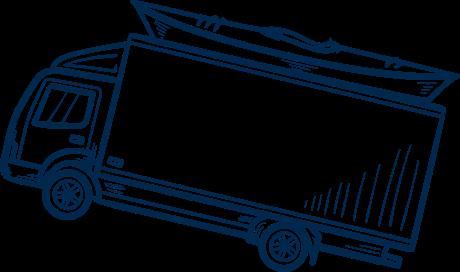 kayak truck