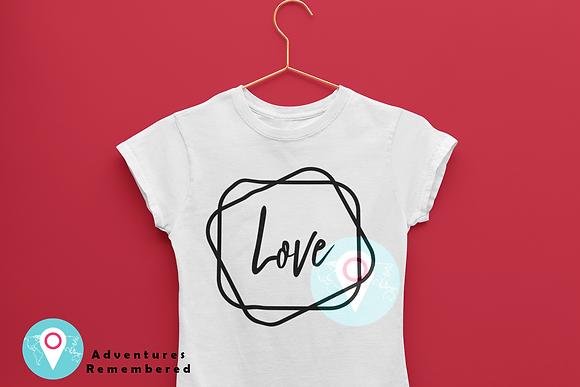 Love Pattern Clothing