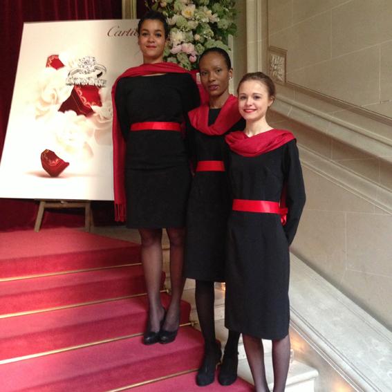 2013 Harcourt pour Cartier