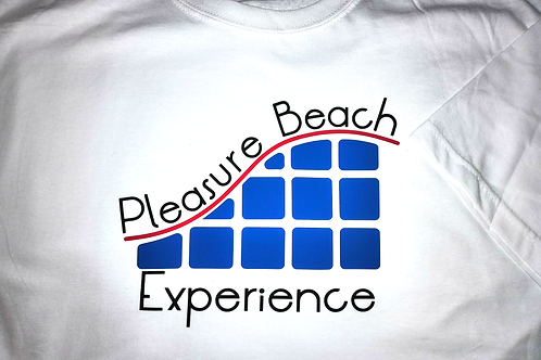 Personalised Pleasure Beach Experience T-Shirt