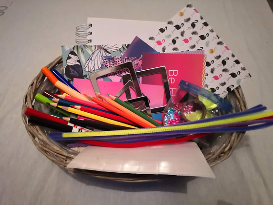 Scrapbook Starter Gift Set