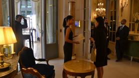 Press Day IWC au Ritz, une Zoomette à l'accueil!
