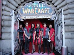2012 World Warcraft au Showcase