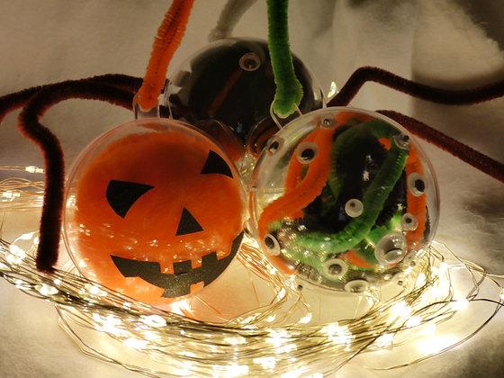 Halloween Baubles