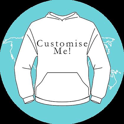 Custom Hoodies - Kids Pullover