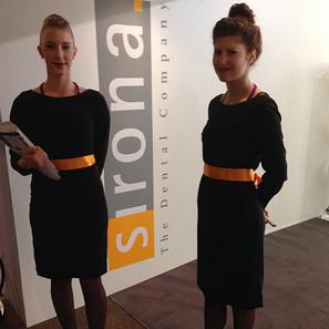 Une nouvelle édition réussie du salon ADF pour Sirona !