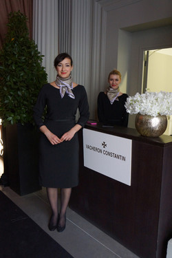 2013 Inauguration Boutique Vacheron