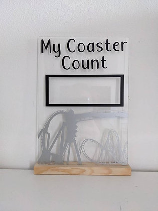 Coaster Counter
