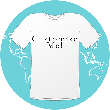 Custom Tshirts - Adults