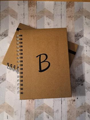 Mini Personalised Notebook