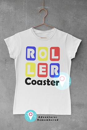RollerCoaster Bright Clothing