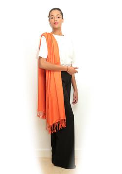 CONCORDE - Pashminas - Orange