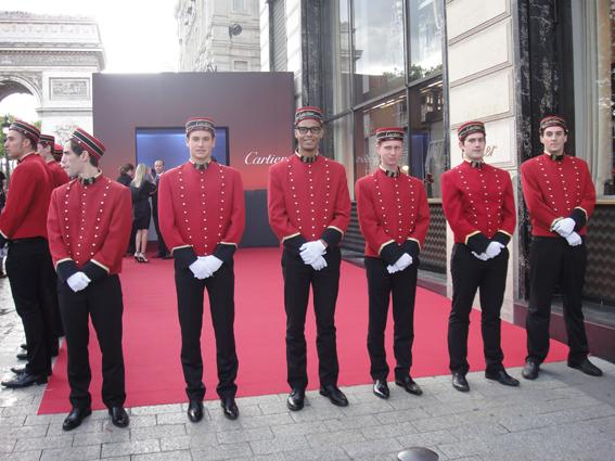 2013 Cartier Champs Elysées