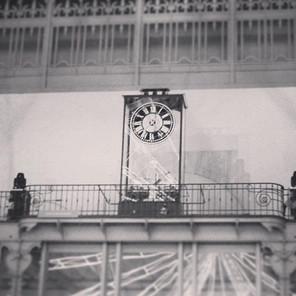 Soirée annuelle du personnel Cartier au Grand Palais.