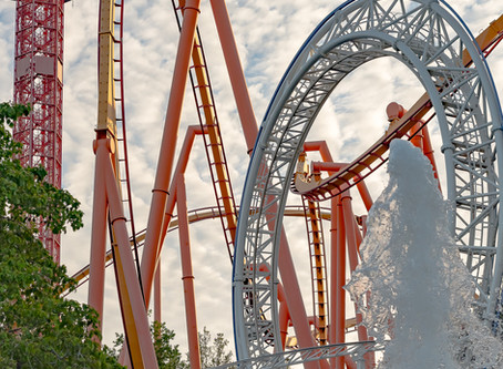 Bucket List Coasters and Parks