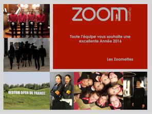 Zoom l'Agence vous souhaite tous ses voeux de bonheur pour 2016 !