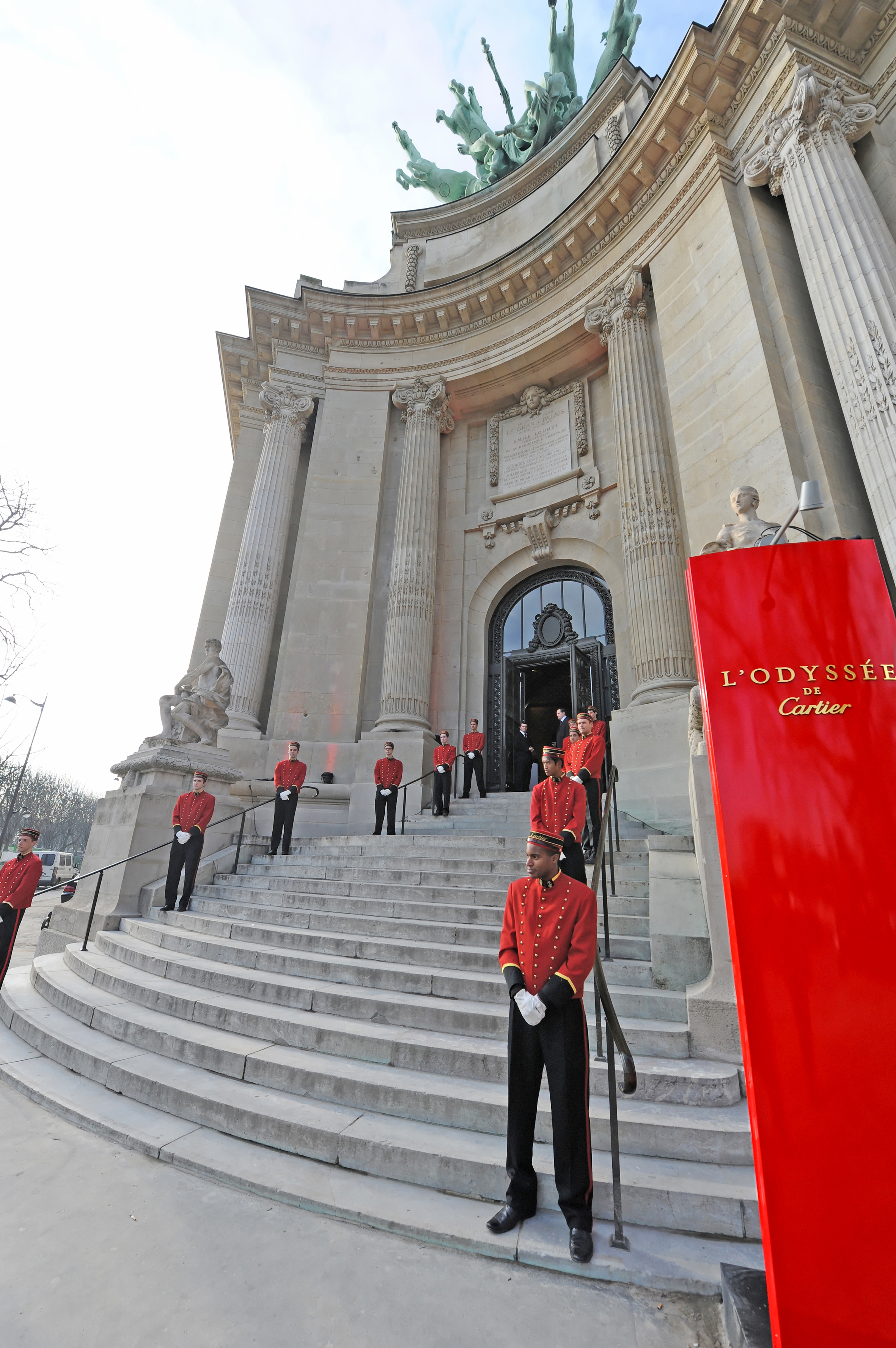 2012 L'Odysée de Cartier