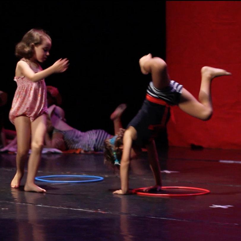 Iniciación Danza - Teatro     4 - 7 años