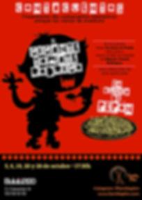 Cartel Contacuentos Bulubu octubre - red