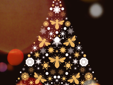 Bee Merry This Christmas
