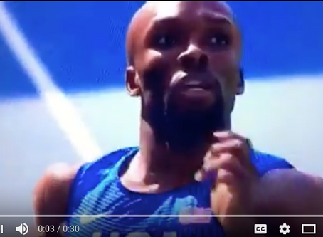 Dr. David Pascal on NBC w/ LaShawn Merritt