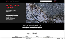 BUSSINES TYPE: Natural Stone Purveyors