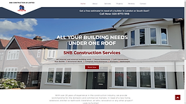BUSSINES TYPE: Construction Services
