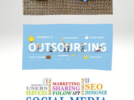 10 Reasons Why Outsourcing for Your Small Business is Key.
